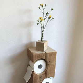 Contemporary Diy Toilet Paper Holder Interior