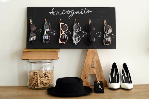 10 Lovely And Cool DIY Sunglasses Holder Ideas For Your Summer Holiday
